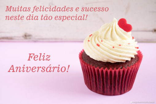 Muitas Felicidades - msgsdeaniversario.com.br